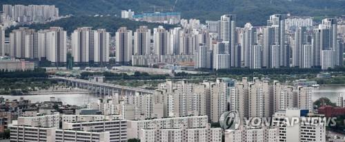 """""""국토부·기재부 등 부동산관련 고위공직자 36% 다주택자""""(종합)"""