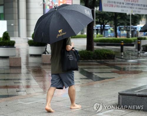 서울 도림천 급류 휩쓸렸던 80대 사망…강남역 다시 물난리(종합3보)