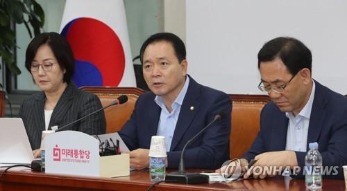 """통합 """"부동산 폭등 MB·박근혜 탓? 후안무치하다"""""""