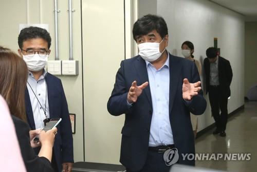 """한상혁 """"MBC보도 미리 알지 않았다…한동훈 언급했을 수도""""(종합)"""