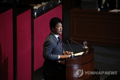 """'故최숙현법' 결실…이용 """"국회의원 되길 잘했다"""""""