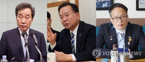 """지지율 하락에…이낙연 """"겸손해야"""", 김부겸 """"부족함 사과"""""""