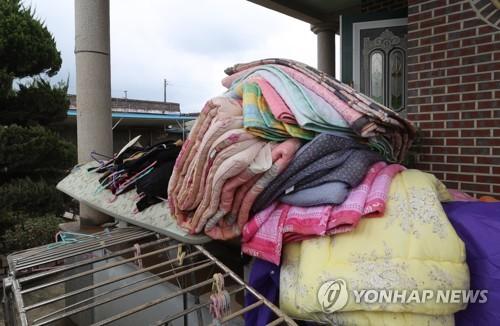 """""""물이 없어요 물이""""…수마 할퀸 남원 마을 '수도 복구' 절실"""