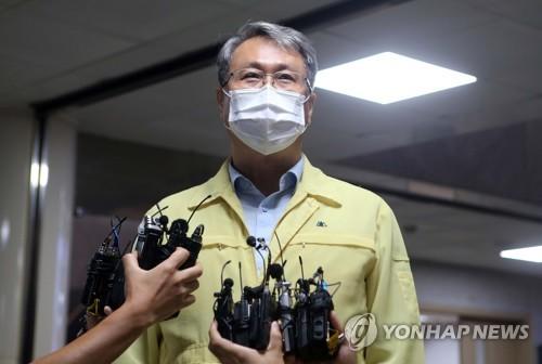 """""""용담댐 급격한 방류로 수해""""…금강상류 지자체, 수공 항의방문"""