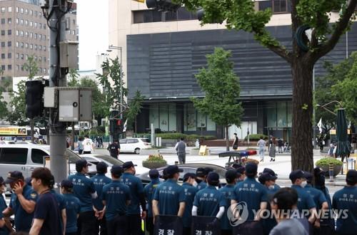 """보수단체들 """"서울시 '광복절 집회금지'는 정치행위""""…강행 예고"""