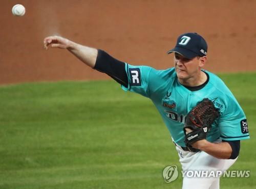 린드블럼·김광현 떠난 KBO리그…'압도적인 투수는 없다'
