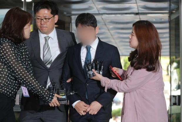 '박한별 남편' 유인석 전 유리홀딩스 대표 /사진=연합뉴스