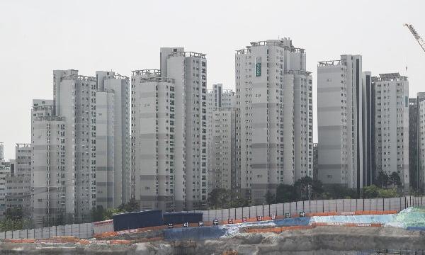 서울 마포구 일대 아파트 단지의 모습. 연합뉴스