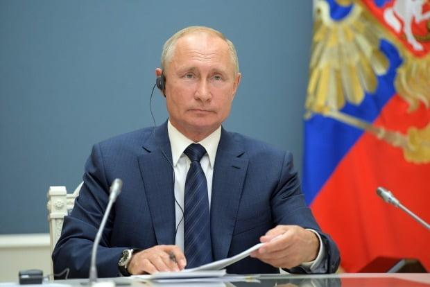 블라디미르 푸틴 러시아 대통령. 사진=AFP연합뉴스