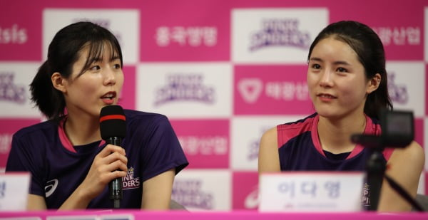이재영·이다영(사진 왼쪽) 사진=연합뉴스