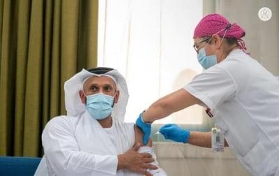 中 개발 코로나 백신 투약한 환자 상태가