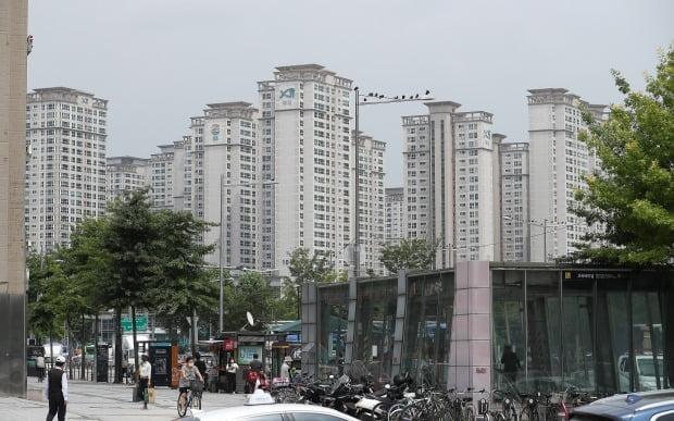 서울 시내 아파트 전경(사진=뉴스1)