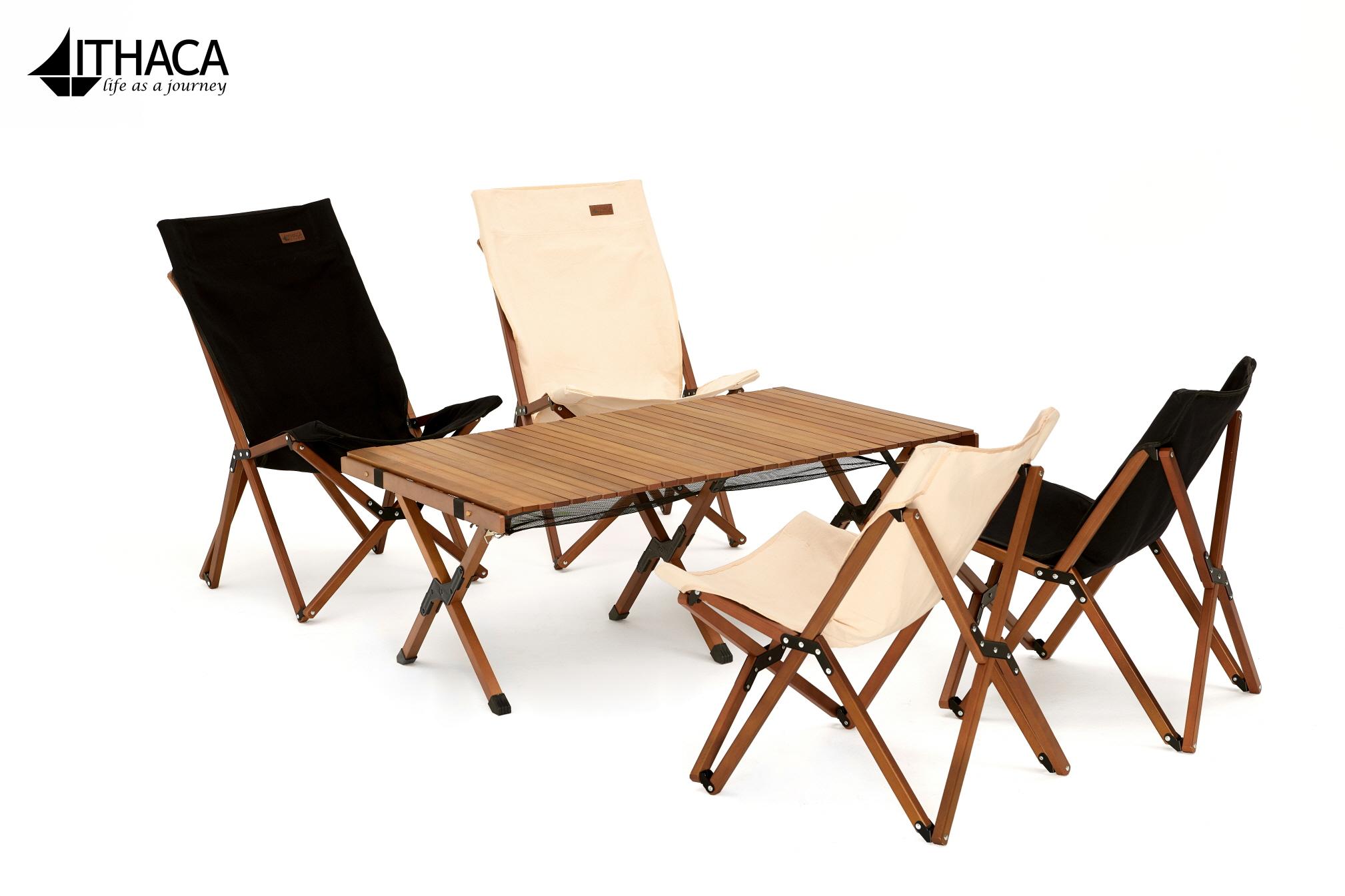 합리적인 가격의 감성 캠핑용품 브랜드 '이타카' 론칭