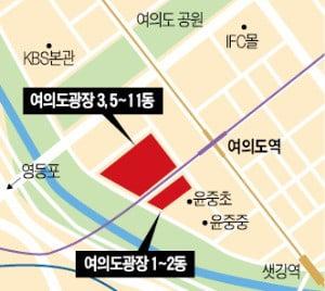 """[집코노미] 법원 """"여의도광장 아파트, 통합재건축 하라"""""""