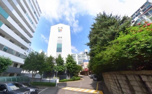 서울 화곡동 초록아파트 네이버 거리뷰 캡쳐