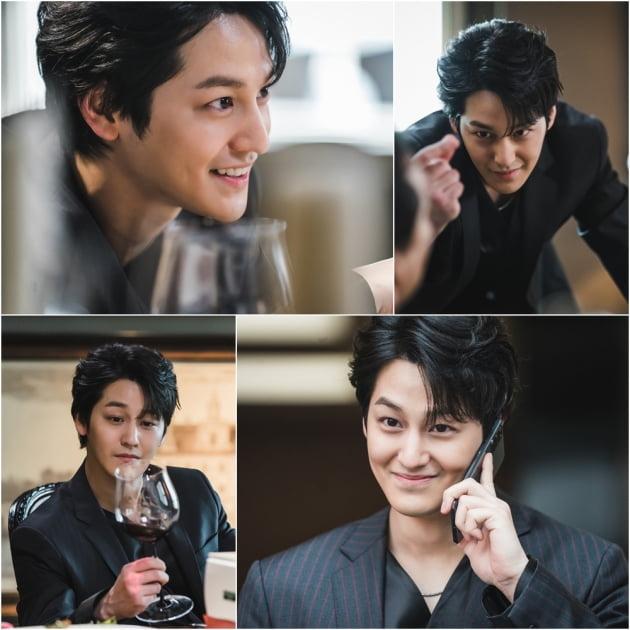 '구미호뎐' 김범/사진=tvN 새 수목드라마 '구미호뎐'