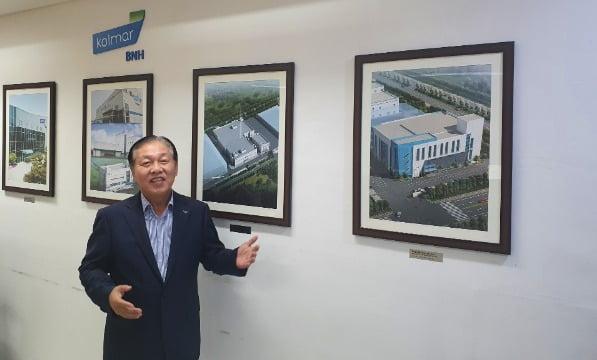 """콜마비앤에이치 """"2023년 매출 1조 자신…내년 중국 매출 본격 시작"""""""
