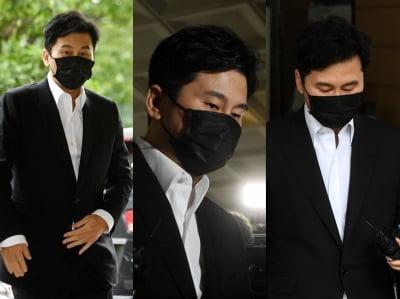 """""""직업은 YG 전 프로듀서""""…양현석, 재판 현장"""
