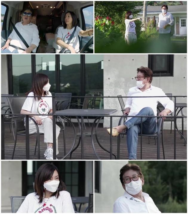 '우다사3' 김용건 황신혜 /사진=MBN