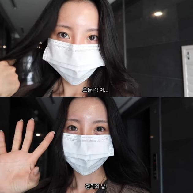 /사진=방탄소년단 제이홉 누나 유튜브 영상 캡처