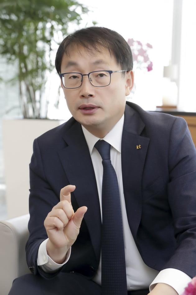 """구현모 KT 대표 """"글로벌 감염병 공동 대응 체계 구축하자"""""""