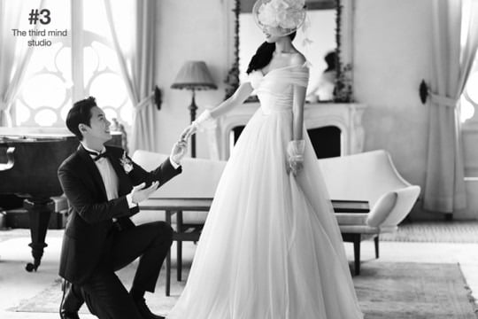 전진 결혼 / 사진 = 해피메리드컴퍼니 제공