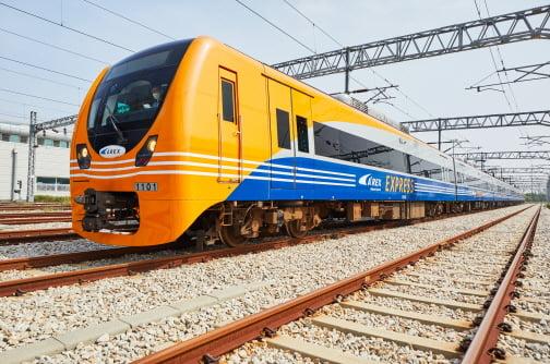 공항철도 직통열차 차량 일반노선에 투입