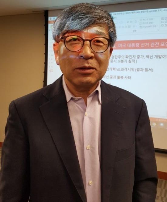 미국에서 지난 27년여 간 한인들의 정치참여 운동을 벌여온 김동석 미주한인유권자연대 대표. 뉴욕=조재길 특파원