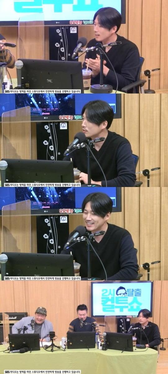 장혁/사진=SBS 라디오 파워FM '두시탈출 컬투쇼'