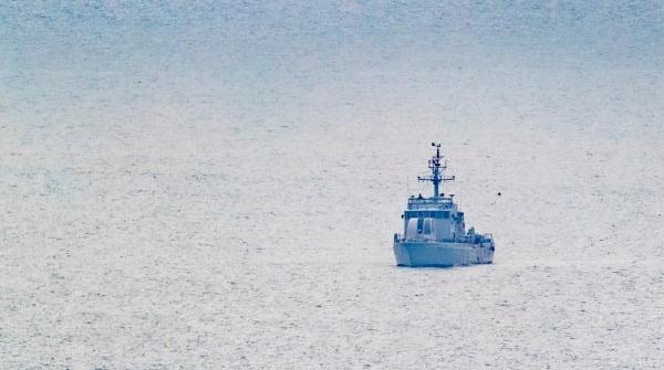 인천시 옹진군 대연평도 앞 바다에서 우리 해군 고속정이 움직이고 있다/사진=연합뉴스