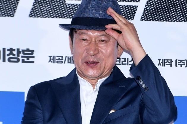 김응수 '입원해야 할 맛' / 사진  =한경DB