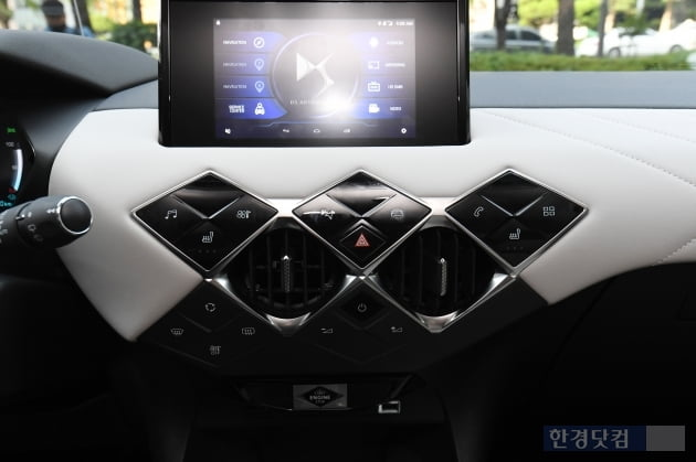 [HK영상] DS 오토모빌 'DS 3 크로스백 E-텐스' 꼼꼼하게 살펴보기