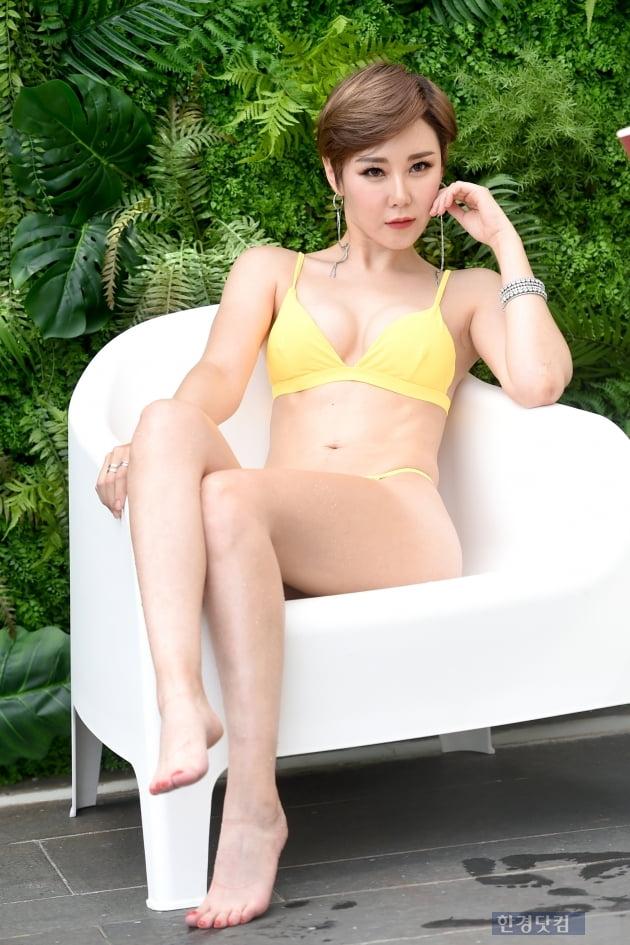 HK직캠 '세계대회 그랑프리' 이종은, '세계 1위 다운 아름다운 비키니 자태'