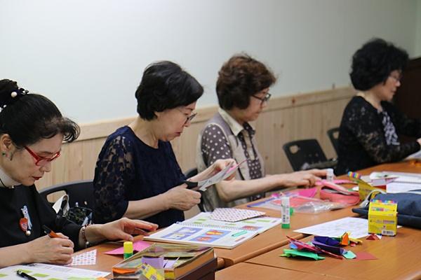 고양실버인력뱅크, '노인교육사업 리플아카데미' 비대면 수업 진행
