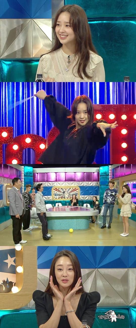 '라디오스타' 손연재와 최여진 (사진= MBC 제공)