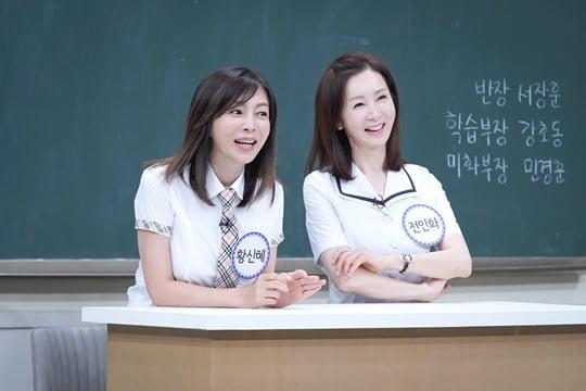 '아는 형님' 황신혜 (사진= JTBC 제공)