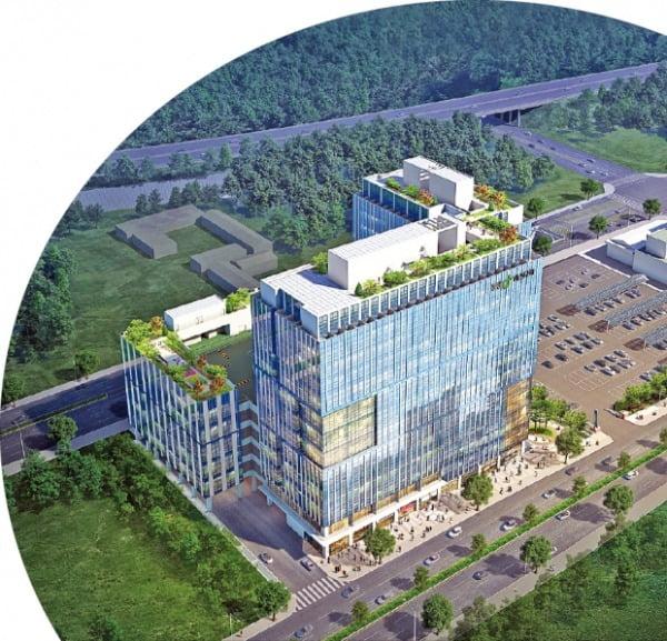 부동산 규제에서 자유로운 지식산업센터 '동광비즈타워'