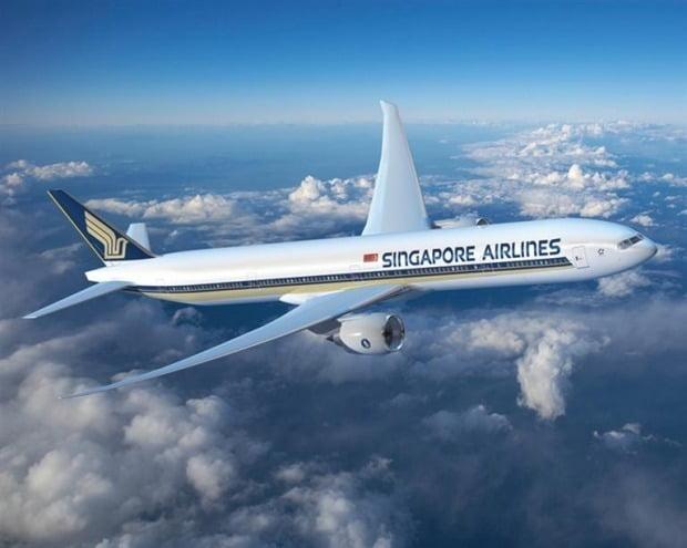 싱가포르항공이 신종 코로나바이러스 감염증(코로나19) 사태로 인한 승객 급감 타개를 위한 이른바 '목적지 없는 비행(flights to nowhere)' 상품 출시를 고려하고 있다. /사진=한경 자료 사진
