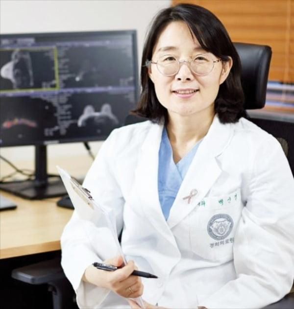 """""""유방암 수술 전 항암제 치료받는 게 재발 막는 데 도움"""""""