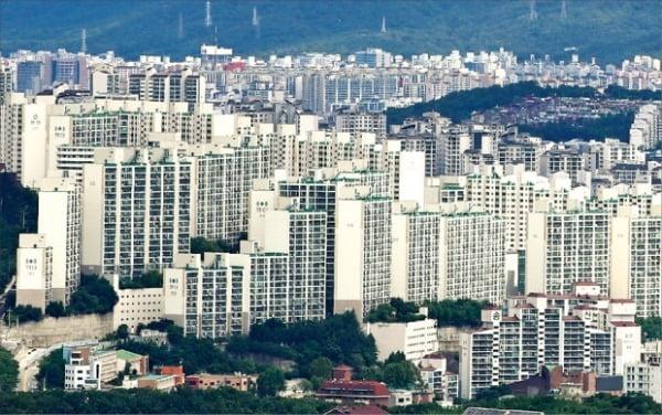 서울 용산구와 서초구 일대 아파트 단지. /연합뉴스