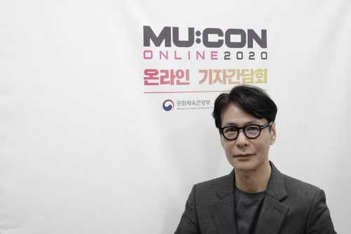 """윤상 """"음악인들 어느 때보다 절실…'뮤콘'이 교두보 되길"""""""