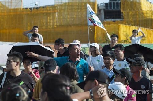 그 많던 중국 관광객은 어디에…홍콩 국경절 연휴특수 실종