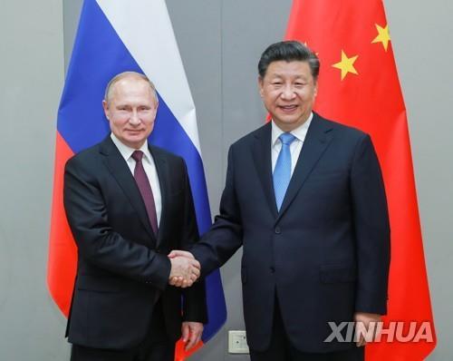 가까워지는 중-러…중국, 대규모 러시아 고속도로 공사 따내