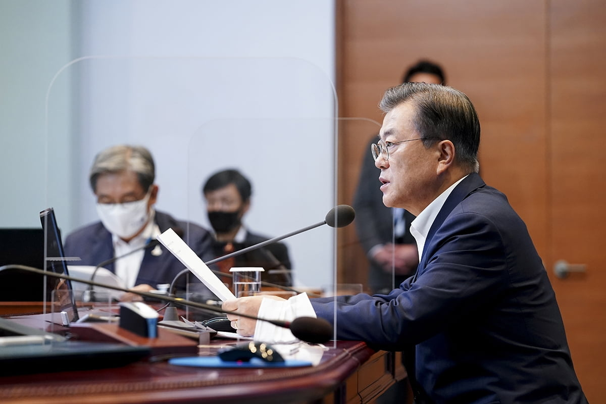 """靑 """"남북 대결구도 주장 우려스러워""""…언론 행태 작심 비판"""