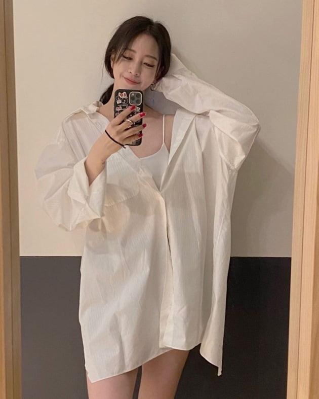 배우 한예슬 / 사진=한예슬 인스타그램