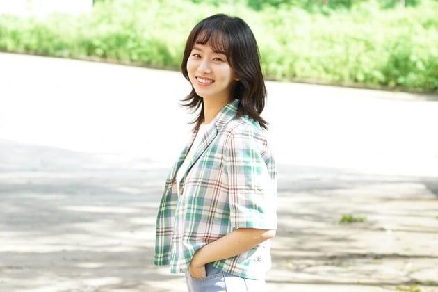 KBS 2TV 드라마 '그놈이 그놈이다'에서 프리랜서 기자이자 서현주(황정음 분)의 절친 오영은 역으로 열연한 배우 노수산나. /사진제공=미스틱스토리