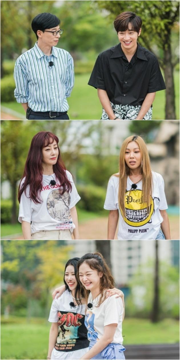 '식스센스' 오프닝 현장 스틸컷./사진제공=tvN