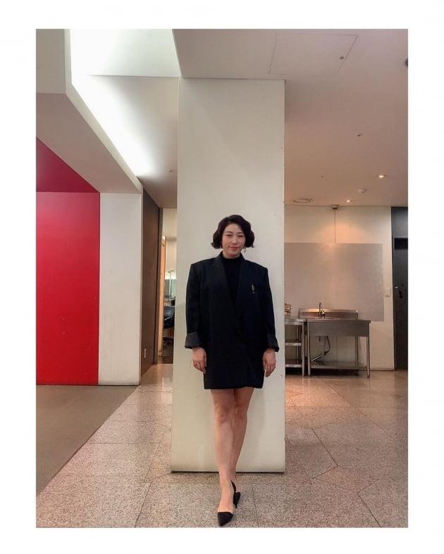 코미디언 김영희/ 사진= 김영희 인스타그램