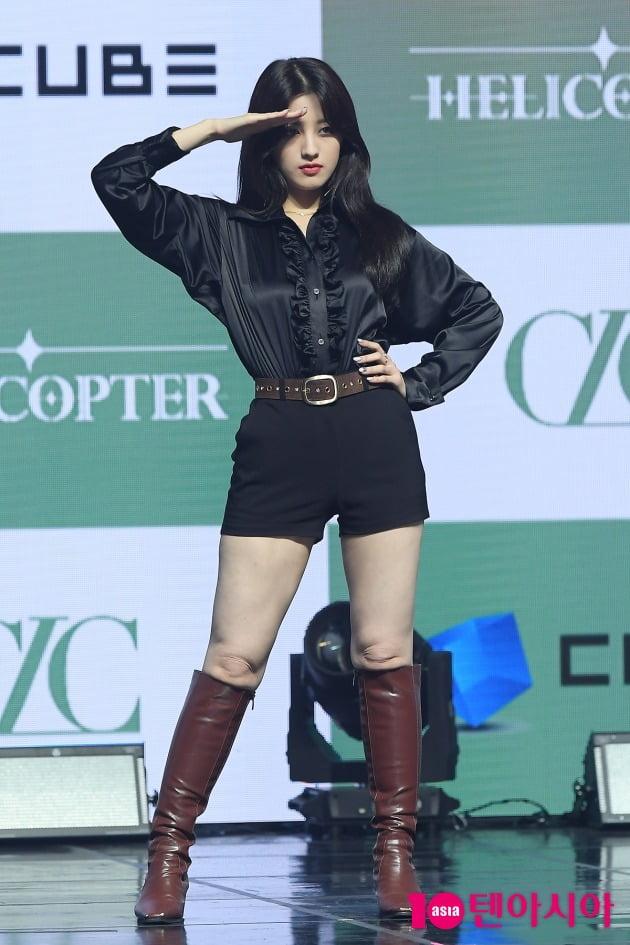 [TEN 포토] CLC 오승희 '감동주는 비주얼'