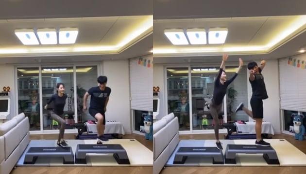 김재우 조유리 부부 / 사진 = 김재우 인스타그램